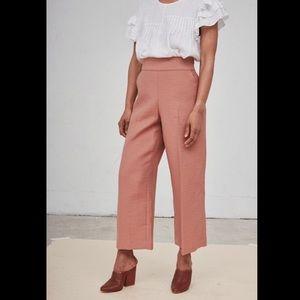 Rachel Comey Essence Wide Leg Cropped Pants
